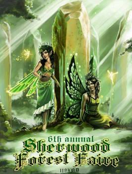 2015 Sherwood Forest Faire Program