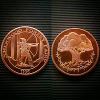 SWFF 2016 coin