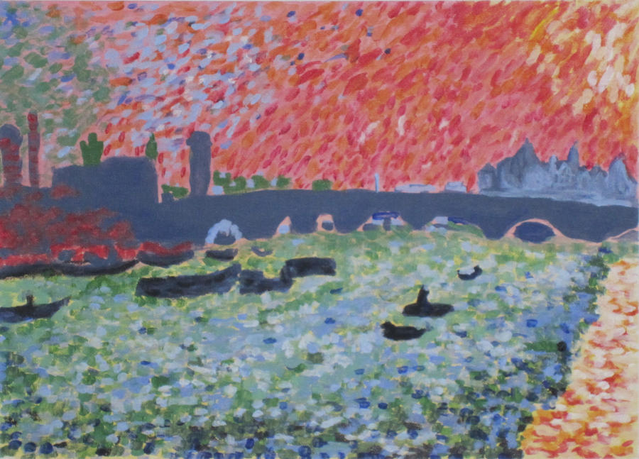andre derain london bridge
