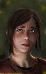 Ellie by oO-Monkey-Oo
