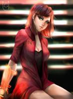 Shepard by talitapersi by oO-Monkey-Oo