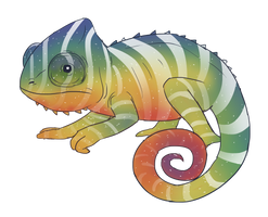 Familiar: Chameleon by Tarkfir