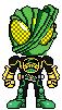 Kamen rider OOO - CycToraBa by myhaha1000