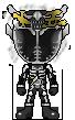 Kamen Rider Fifteen [Fifteen Arms] by myhaha1000