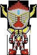 Kamen Rider Baron [Banana Arms] by myhaha1000