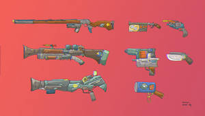 video game Weapons_I
