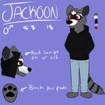 Jackoon ref sheet