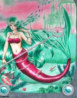 Mermaid Magican by Mana-Kyusai