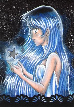 Silver Star by Mana-Kyusai
