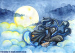 MLP: Commission Luna x NightShadow