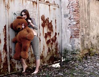 Bear by Farhell