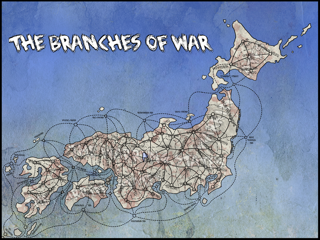 Branches of War by TheShogunate