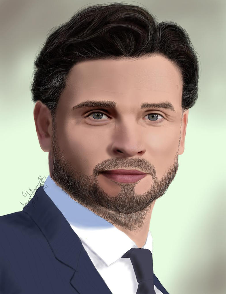 Tom Welling by epicamytime