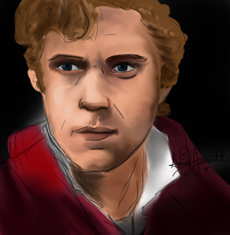 Enjolras 1 Hour Challenge by epicamytime
