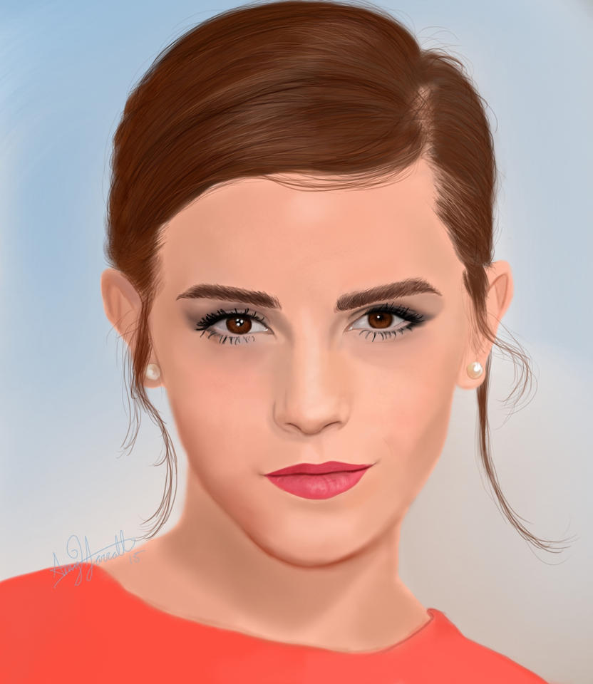 Emma Watson by epicamytime
