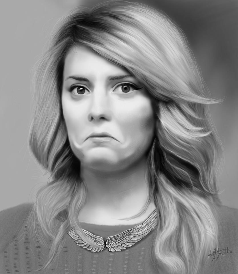 Grace Helbig by epicamytime