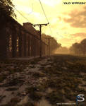 Old Station Sunset