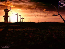 Windmills-2 by pitposum