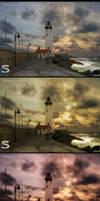 lighthouse-sunset Final