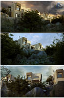 Lake Houses.03 by pitposum