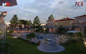 La Capria Hotel by pitposum