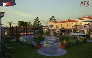 La Capria Hotel.Alt by pitposum