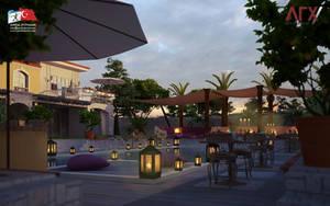 La Capria Hotel.02 by pitposum