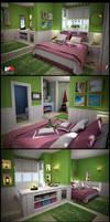La-Capria-Room01 by pitposum