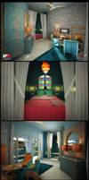 La-Capria-Room03 by pitposum
