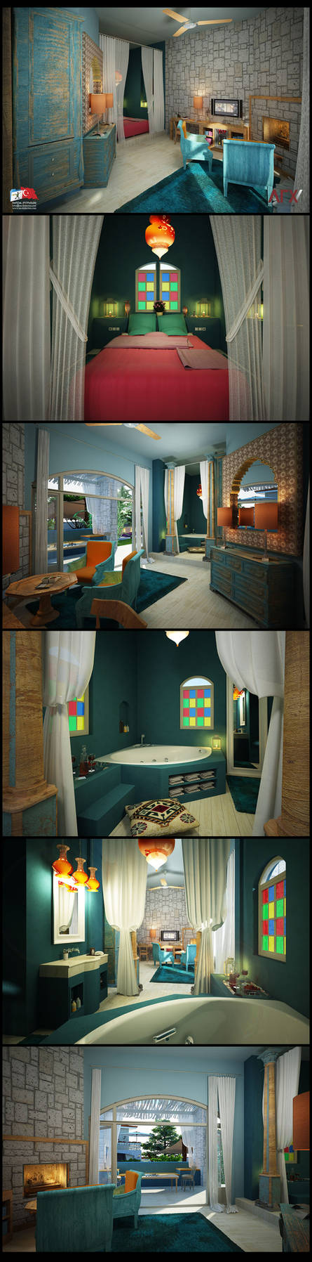 La-Capria-Room03