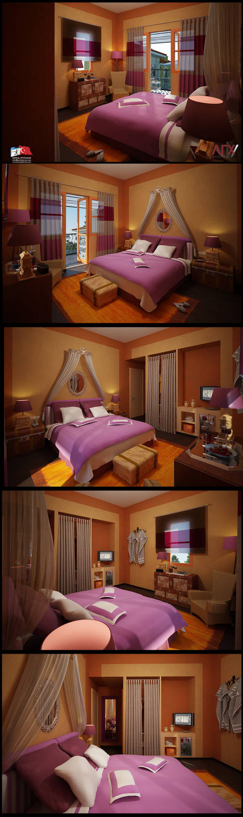 La-Capria-Room04