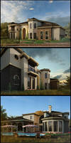 Italya House. Retouch.2 by pitposum