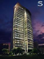 Towers by pitposum