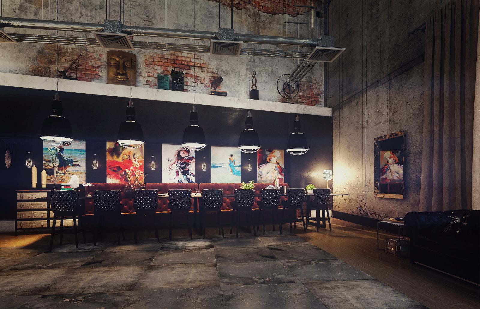 Restaurant 2 by pitposum