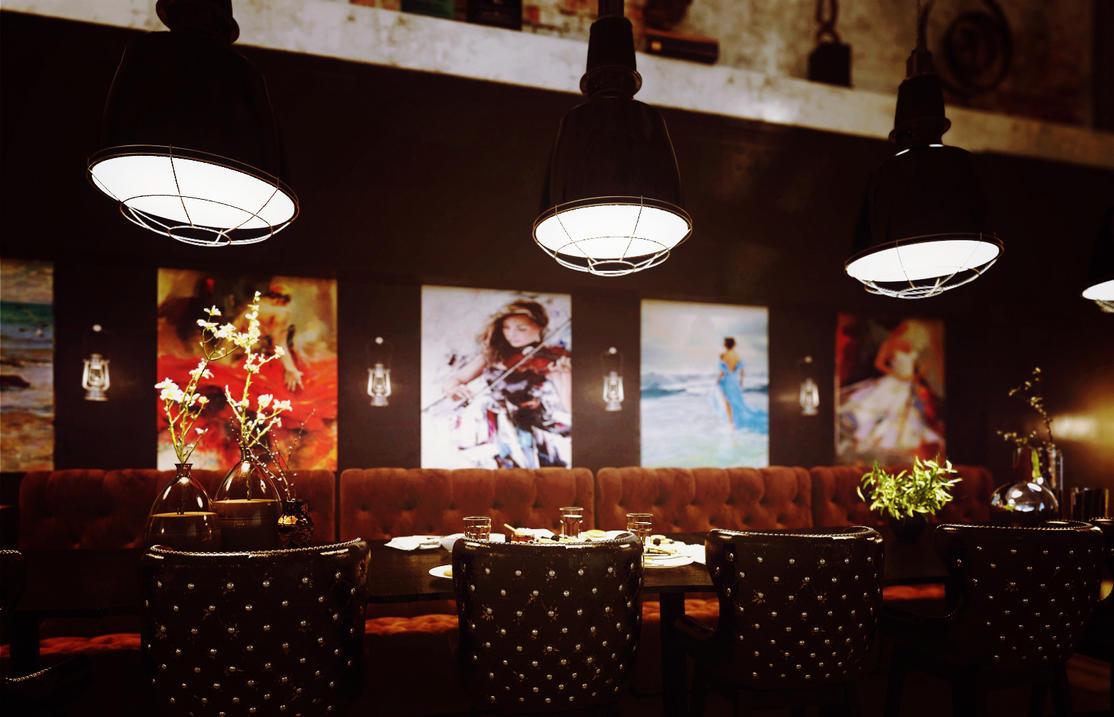 Restaurant 3 by pitposum