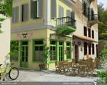 Begonvil Cafe