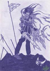 Arus (adult) by PrincessKairy