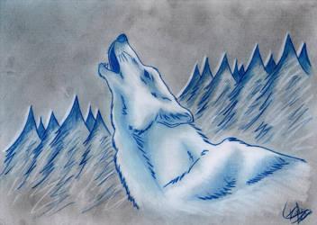 Wolf's Howl by PrincessKairy