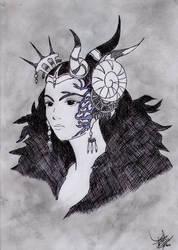 Edea Kramer by PrincessKairy