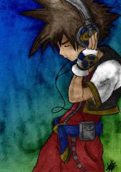 Sora - PhotoShop (original) by PrincessKairy