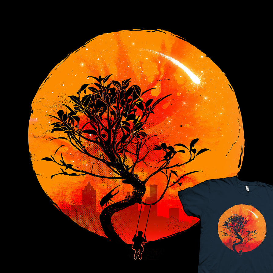 Bonsaii on Threadless by reiiz
