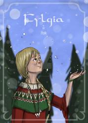 fylgia by aeriapradipta