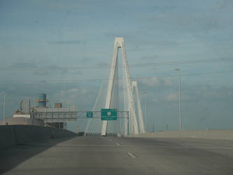 Stan Musial Veterans Memorial Bridge by Wolfsalvo