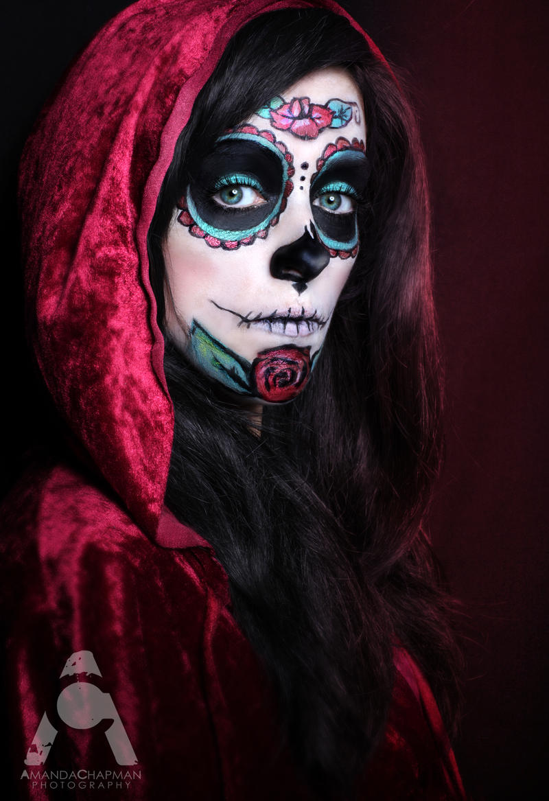 Sugar Skull by Prettyscary