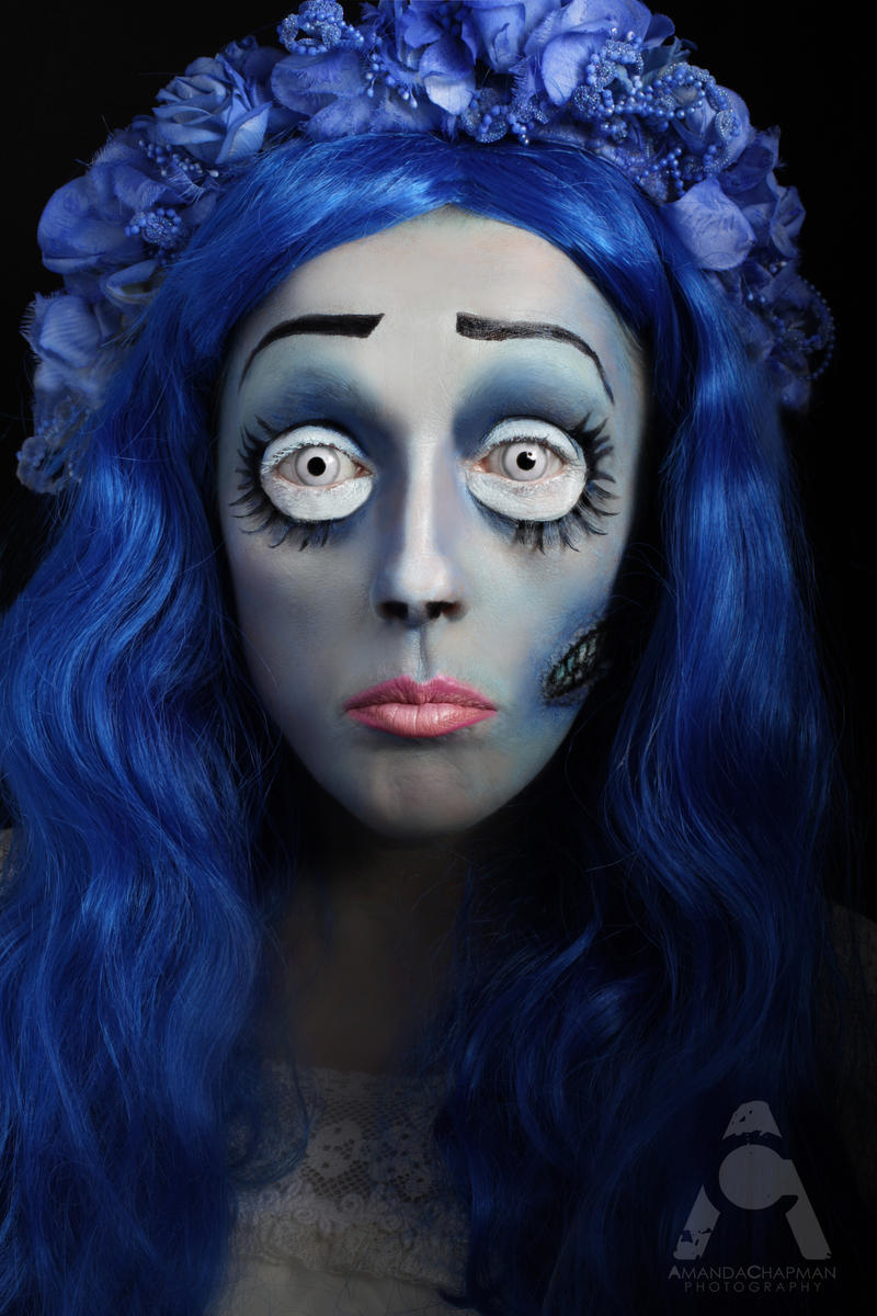 Corpse Bride Makeup Pictures : Corpse Bride by Prettyscary on DeviantArt