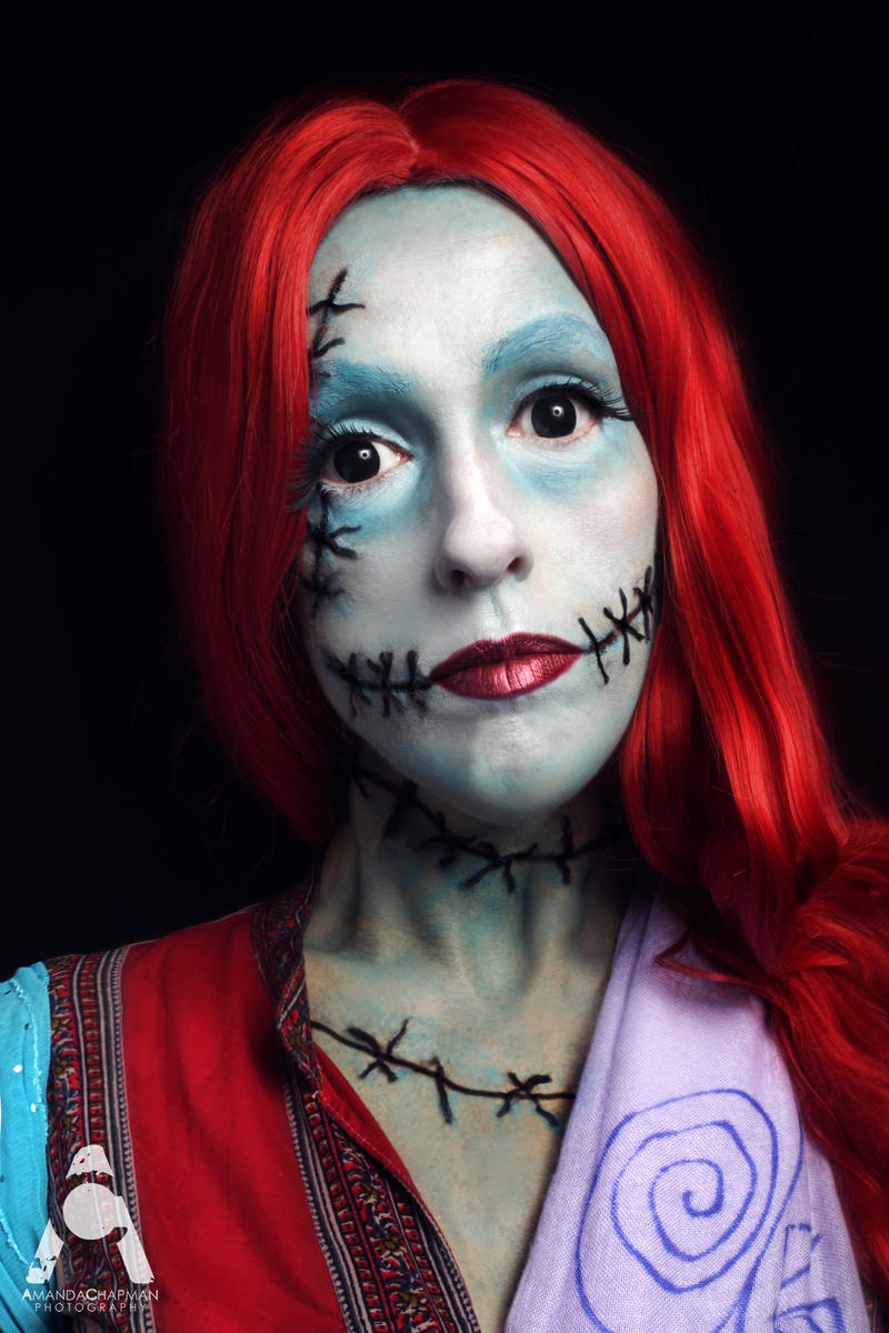 Sally- Nightmare Before Christmas by Prettyscary on DeviantArt