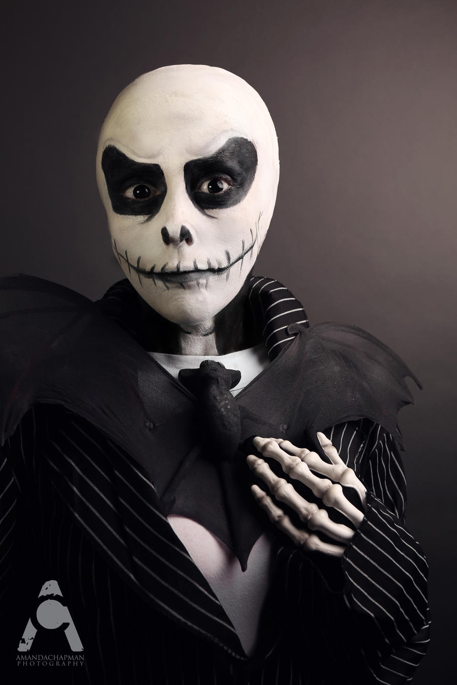 [Self] we are working on our version of Jack Skellington ...
