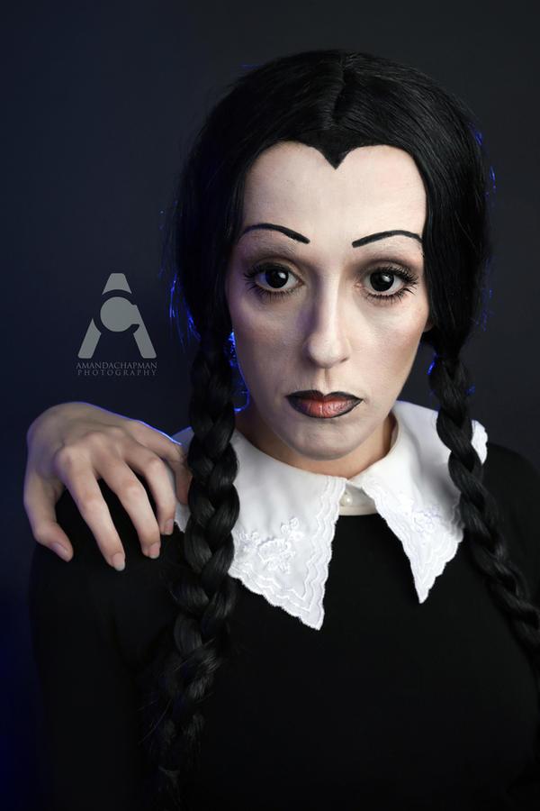 Wednesday Addams by Prettyscary