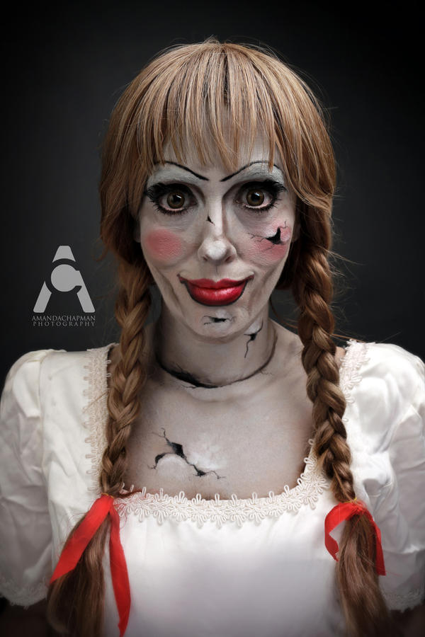 Annabelle by Prettyscary