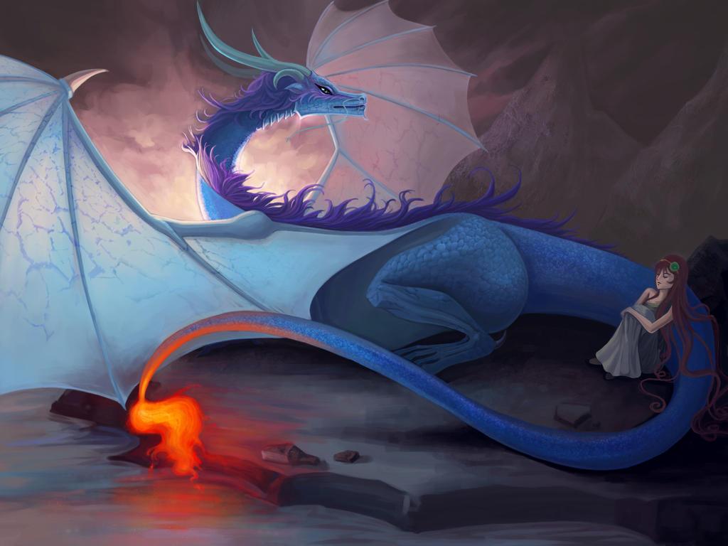 2 dragon by kailin90